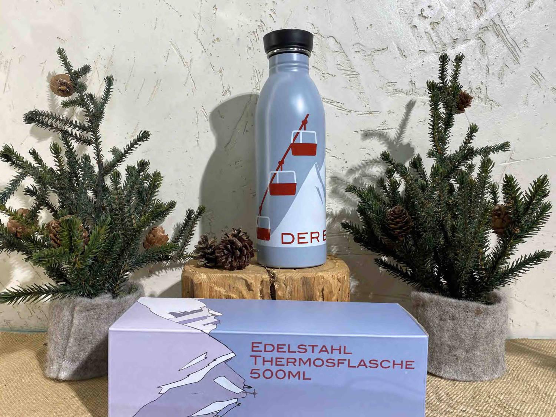 Farben Millinger- Edelstahl Trinkflasche