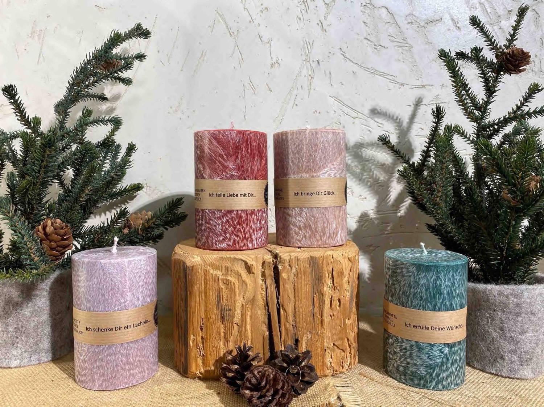 Farben Millinger- Duft Kerzen