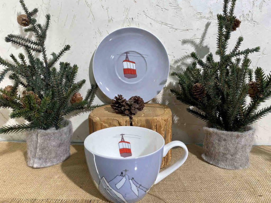 Farben Millinger- Tee set