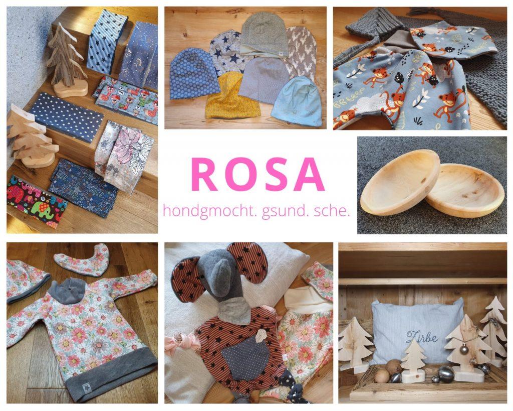 Rosa Arbeit