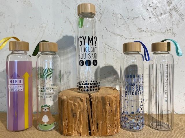 Farben Millinger - Trinkflaschen