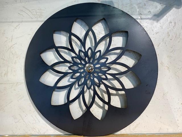 Farben Millinger - Wanddeko lebensblume